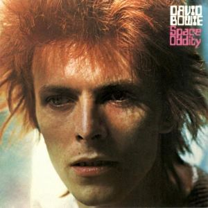 Space Oddity album cover.