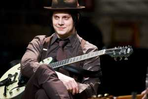 Jack White, 37, has been pre-posthumously honored at Detroit's Masonic Temple