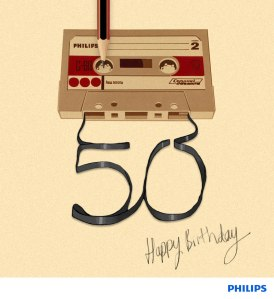 Tapes turn 50