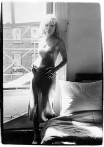 Blondie, by Chris Stein