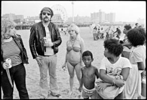 Lester Bangs, by Chris Stein