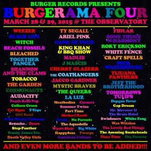 Burgerama 2015