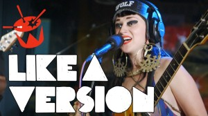 "Hiatus Kaiyote gives a cover nod to ""Dare"""