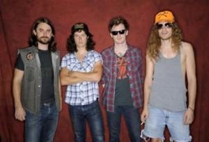 TurboFruits band