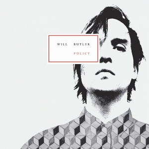 "Will Butler's ""Policy"" was released March 10 on Merge Records"
