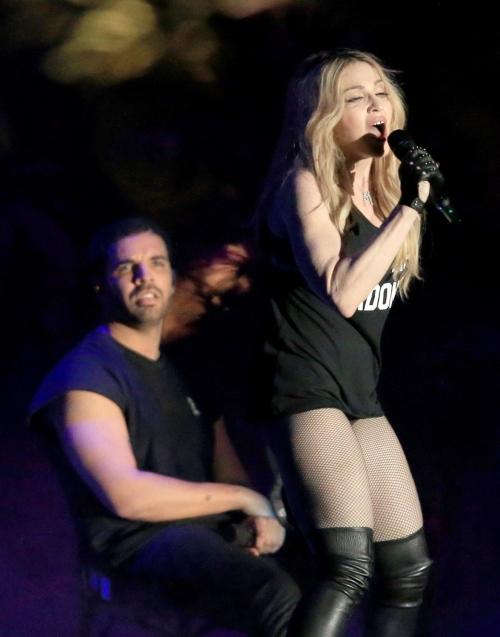 Madonna drake react2