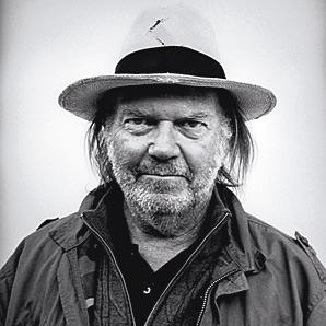 Neil-Young bw