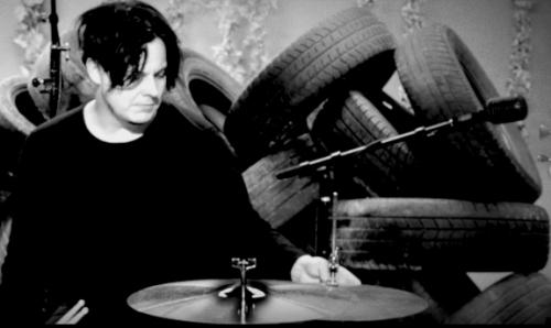 jack white drum video