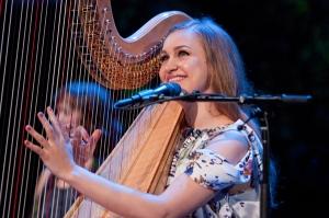 Joanna Newsom harp